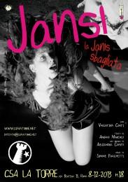 JANSI_LA_JANIS_SBAGLIATA - CSA LA TORRE_logo